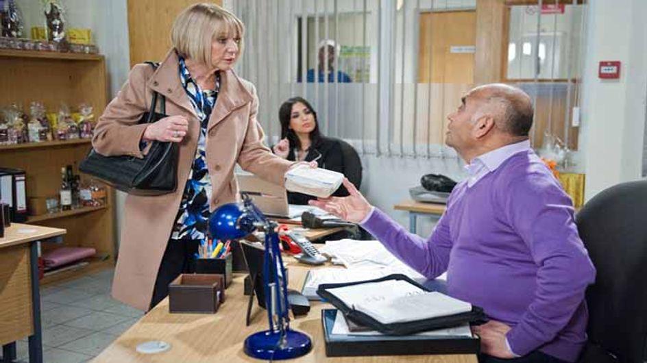 Emmerdale 09/03 - Laurel puts April in danger