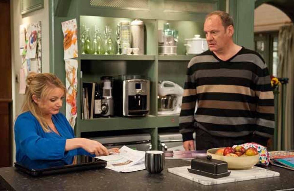 Coronation Street 11/03 - Gavin turns the screw