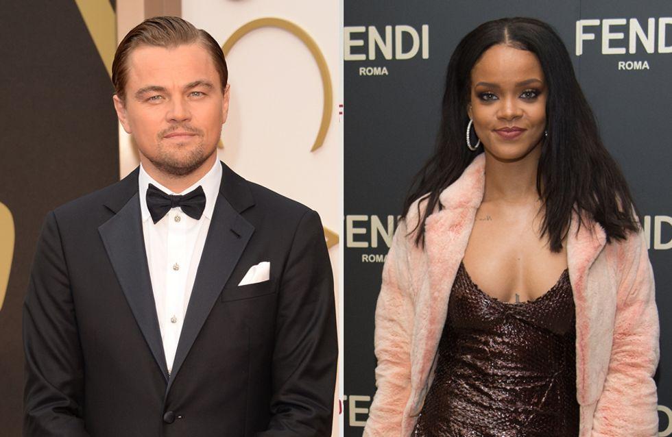 Rihanna et Leonardo DiCaprio enfin réunis sur une photo