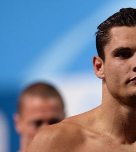 Florent Manaudou pose nu pour Karl Lagerfeld (Photos)