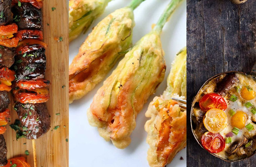 Fried Flowers & Braised Squirrel? 10 Unusual Foods To Try Before You Die