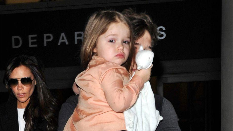 Harper Beckham bekommt Model-Angebote