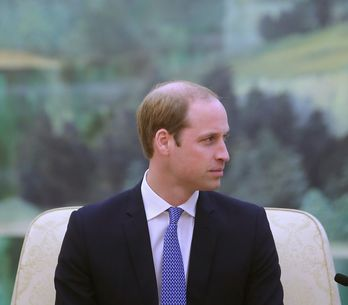 La calvitie du prince William inquiète les Britanniques (Photos)