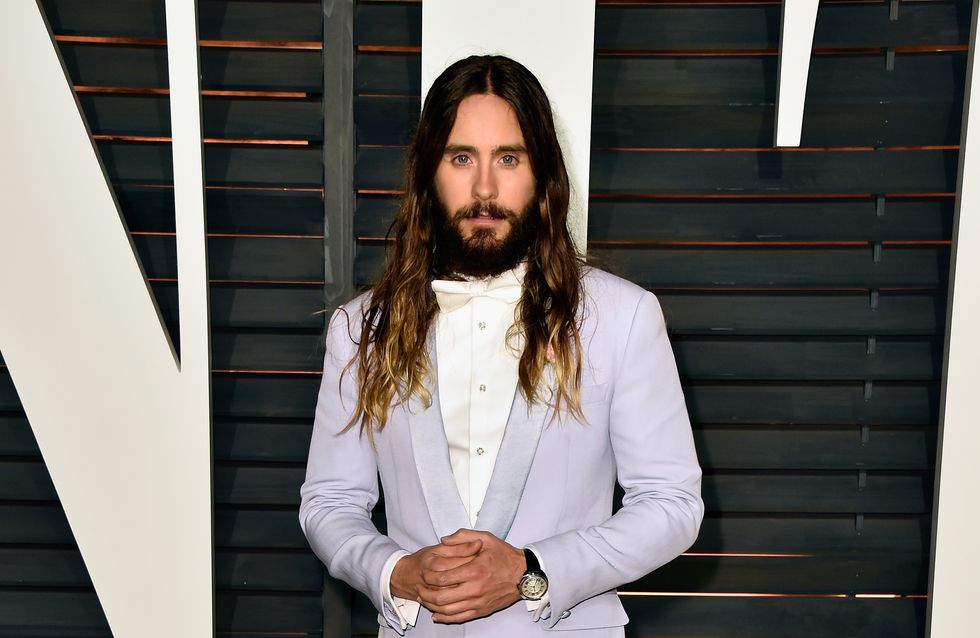 Jared Leto a coupé ses cheveux longs (Photo)