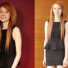 Ces deux jeunes filles n'ont en apparence rien en commun et pourtant elles sont jumelles.