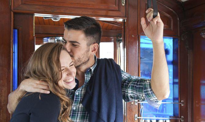 Faire l'amour dans un train
