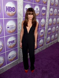 Lea Michele à un événement.