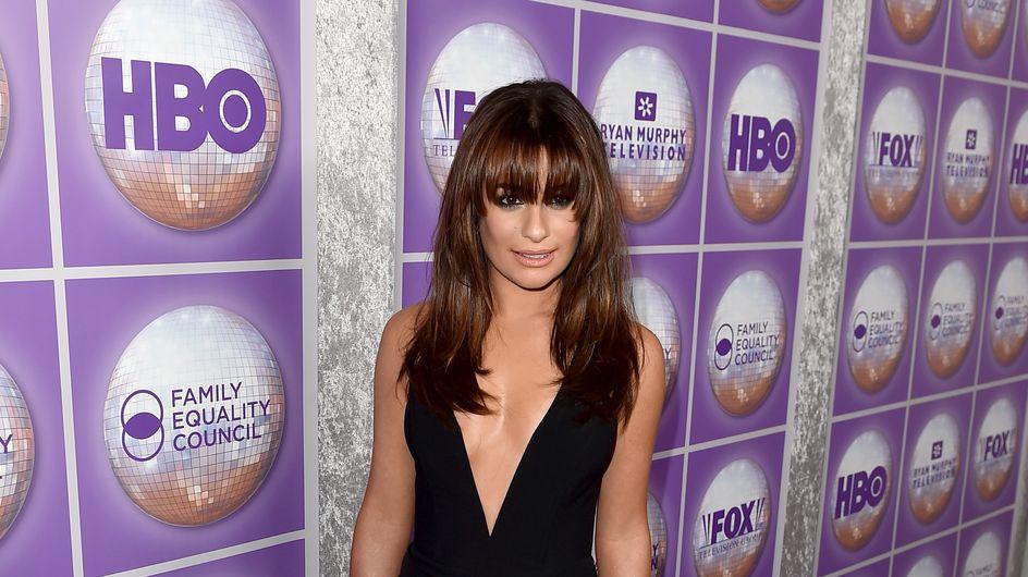 Lea Michele est notre look du jour