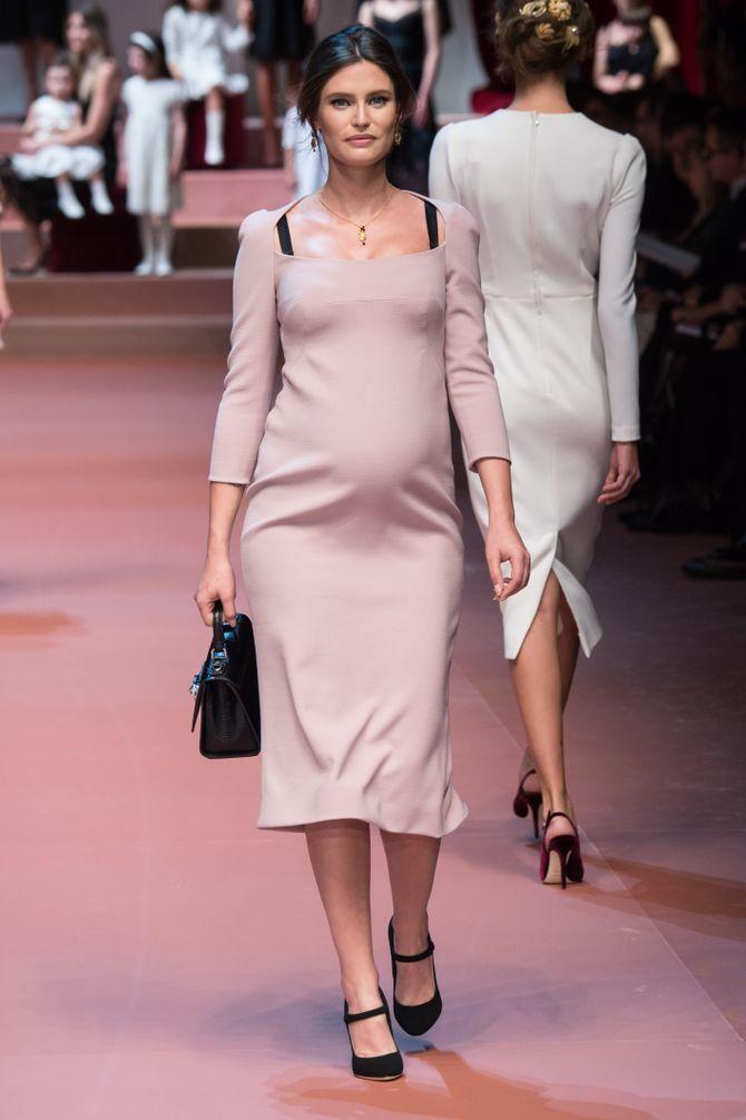 Dolce & Gabbana Milano Fashion Week autunno inverno 2015 2016