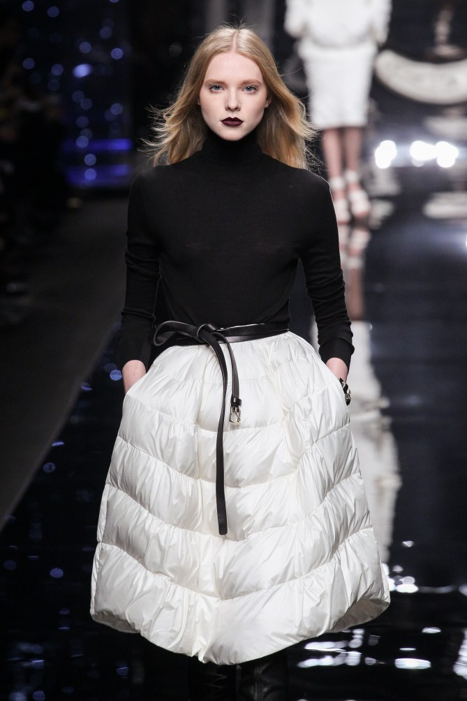 Ermanno Scervino Milano Fashion Week autunno inverno 2015 2016