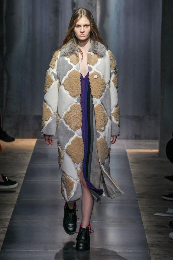 Marco De Vincenzo Milano Fashion Week autunno inverno 2015 2016