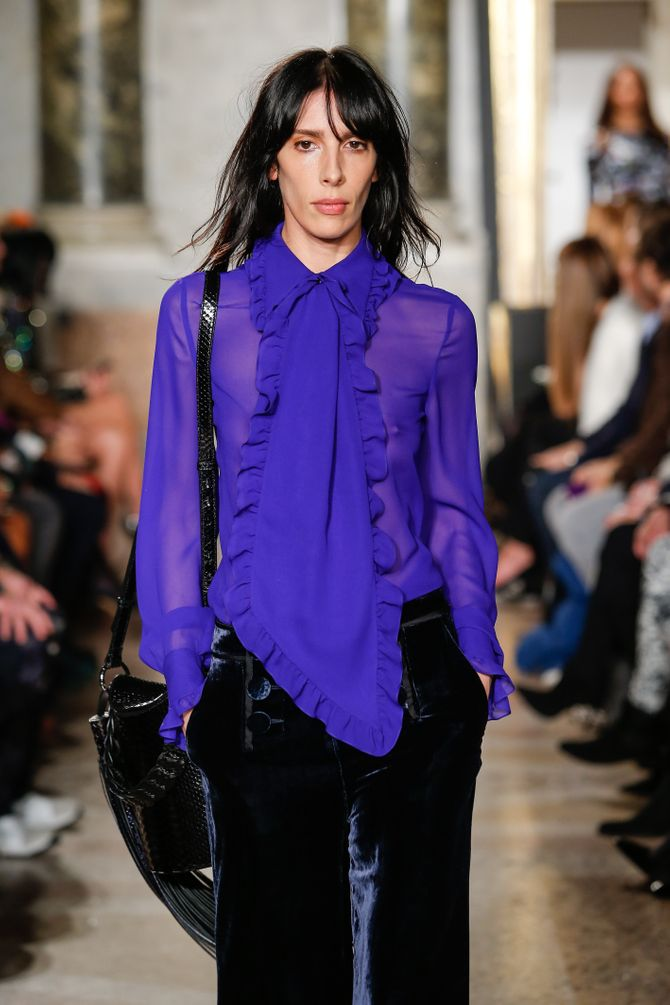 Emilio Pucci Milano Fashion Week autunno inverno 2015 2016