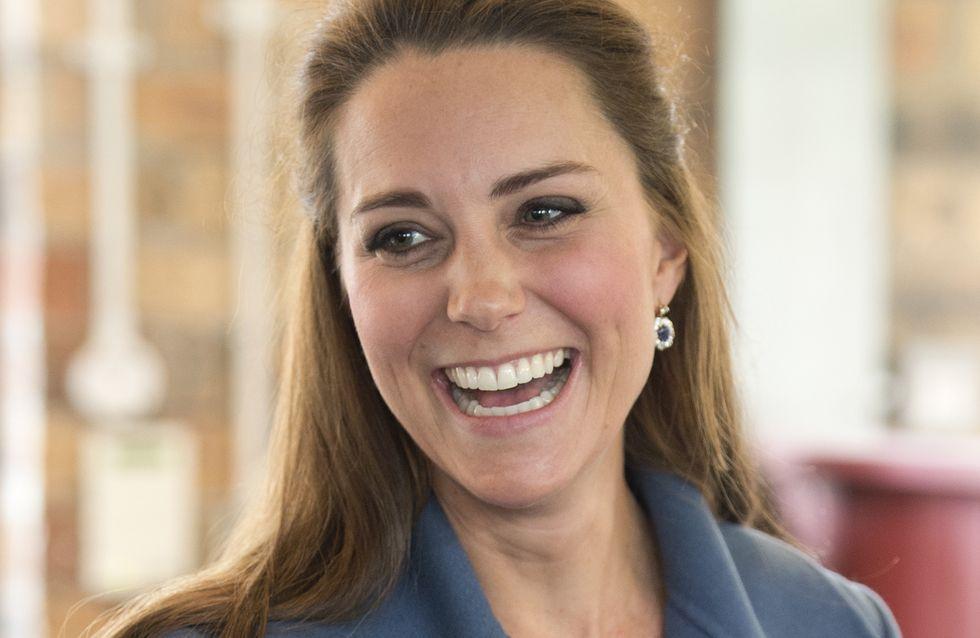Kate Middleton va-t-elle accoucher chez elle ?