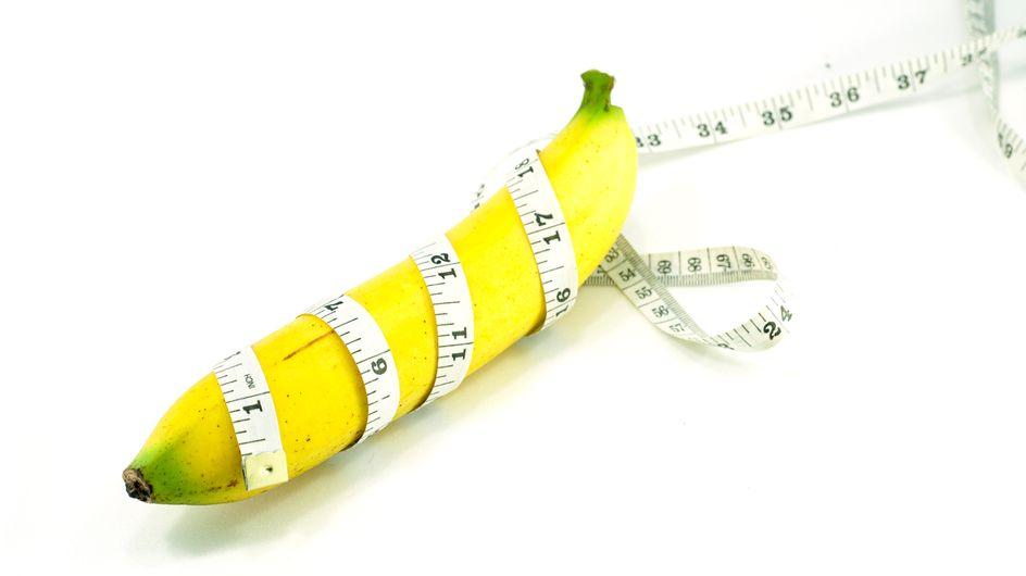O tamanho médio do pênis provavelmente não é o que você pensa