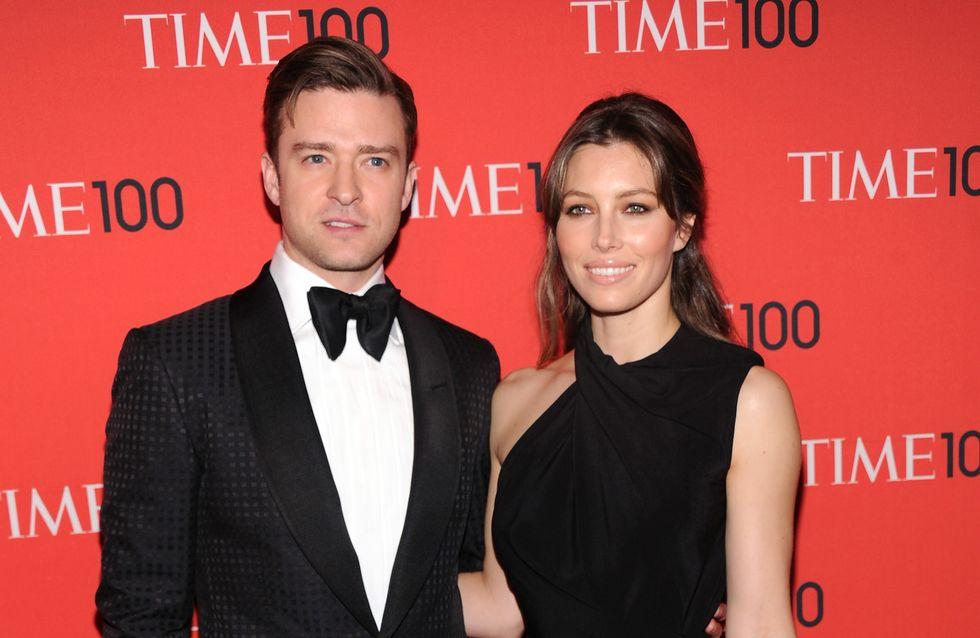 La touchante déclaration d'amour de Justin Timberlake pour l'anniversaire de Jessica Biel