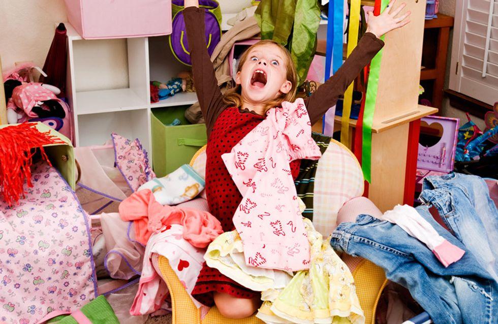 Der alltägliche Wahnsinn: 11 Momente, die Eltern wirklich verrückt machen können