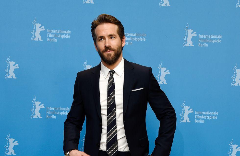 """Ryan Reynolds explique que sa fille est """"allergique au sommeil"""""""