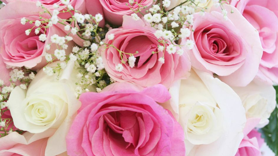 Una boda en sweet pink