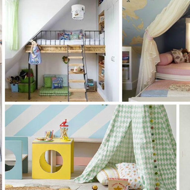 20 chambres d\'enfants qu\'on aurait adoré avoir