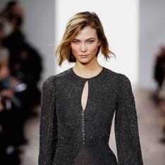 Karlie Kloss s'entraîne pendant la Fashion Week parisienne (Photos)