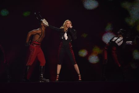 Madonna aux Brit Awards 2015