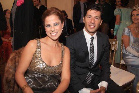 Pastora Soler y su marido