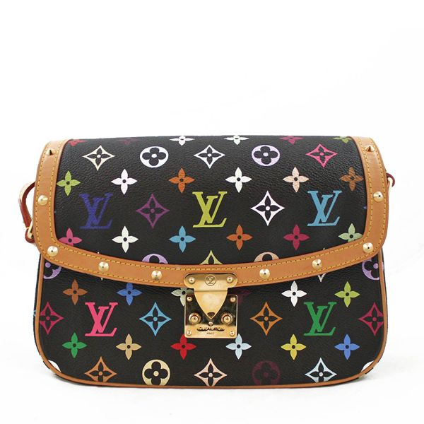 The Louis Vuitton x Murakami Sologne Bag