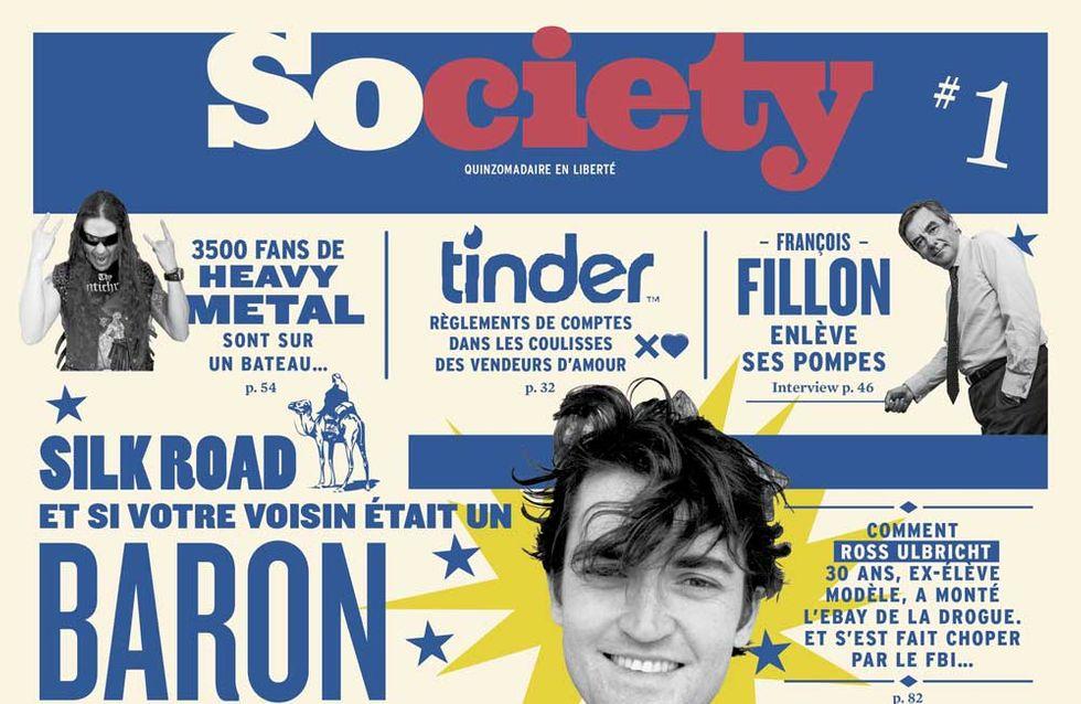 Society, le nouveau magazine d'un monde en mouvement