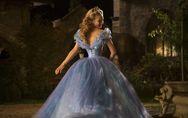 Lily James révèle son régime insolite pour enfiler la robe de Cendrillon
