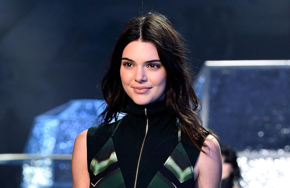 Kendall Jenner s'offre un voyage sur la Lune pour H&M Studio (Photos)