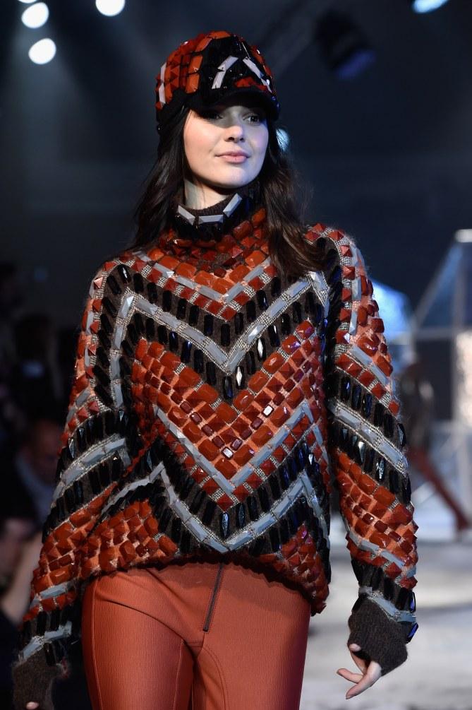 Kendall Jenner pour H&M Studio