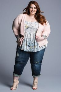 Tess Holliday pour Torrid