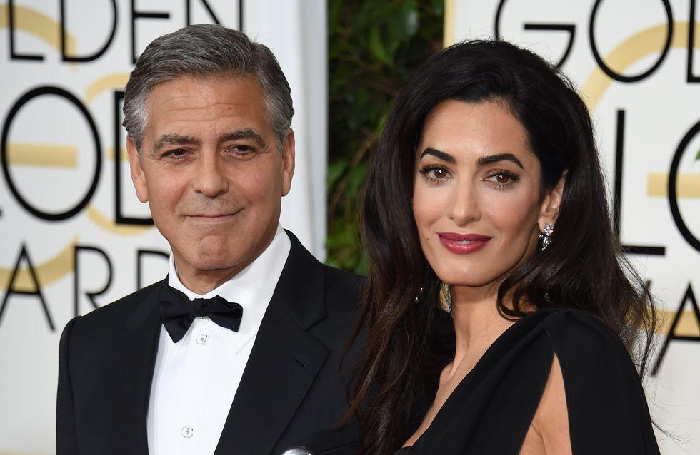 George Clooney avoue que sa femme est plus intelligente que lui