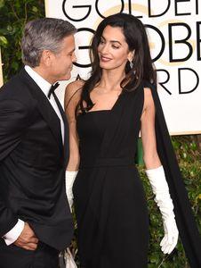 George Clooney & sa femme