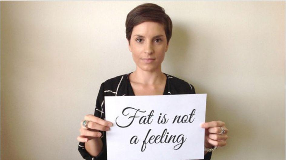#FatIsNotaFeeling, le hashtag qui lutte contre l'humiliation physique