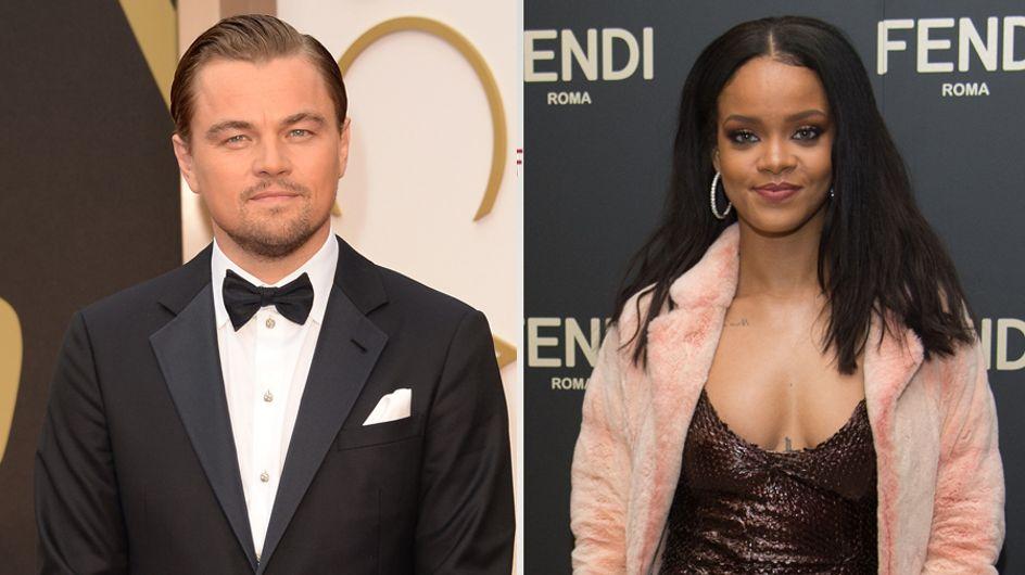 Leonardo DiCaprio s'exprime enfin sur sa relation avec Rihanna