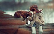 Märchenhafte Aufnahmen zeigen, was Kinder und Tiere miteinander verbindet