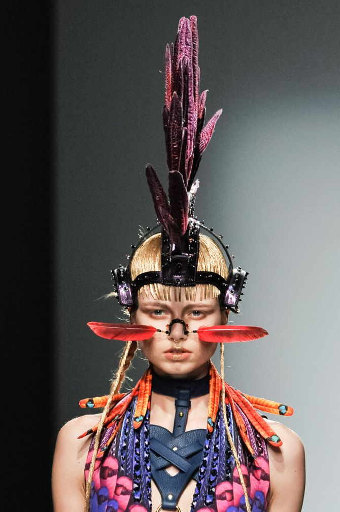 Manish Arora Parigi Fashion Week autunno inverno 2015 2016
