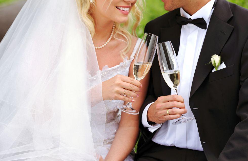 6 conseils pour bien choisir le vin et le champagne de son mariage