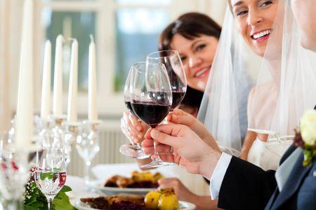Choisir le vin et le champagne de son mariage