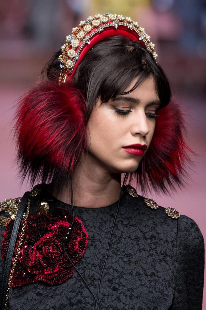 Le défilé automne/hiver 2015-2016 Dolce & Gabbana
