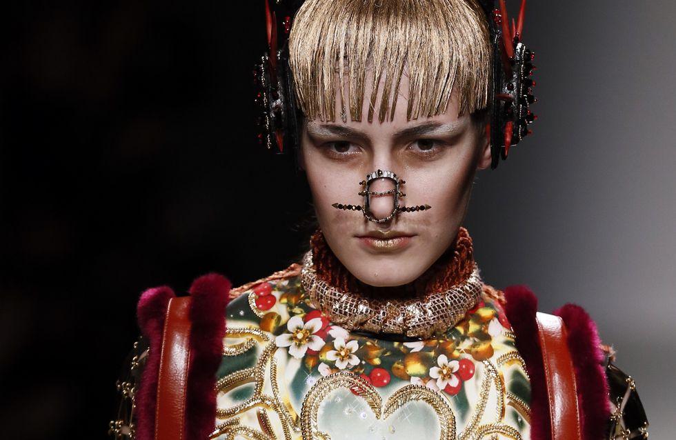 Ces 7 pièces chelou repérées pendant la Fashion Week