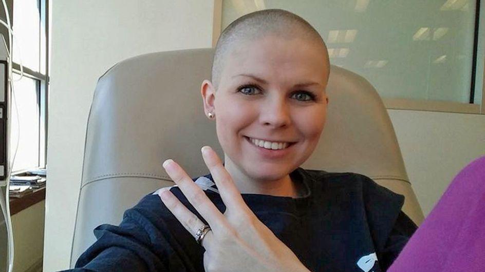 Whitney Cox, la historia de una madre con cáncer terminal que ha conmovido Internet