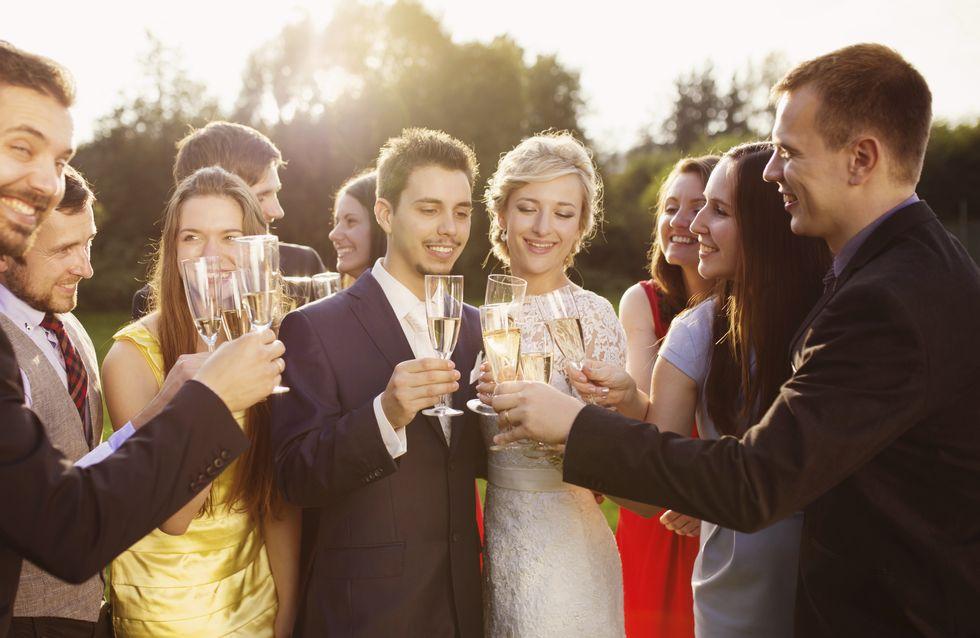 10 conseils pour être un invité modèle à un mariage