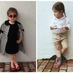 A 4 ans, Ellie se prend déjà pour une femme sur Instagram