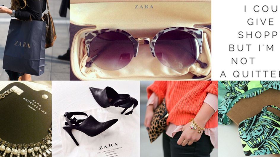 23 Things That Go Down When Shopping In Zara