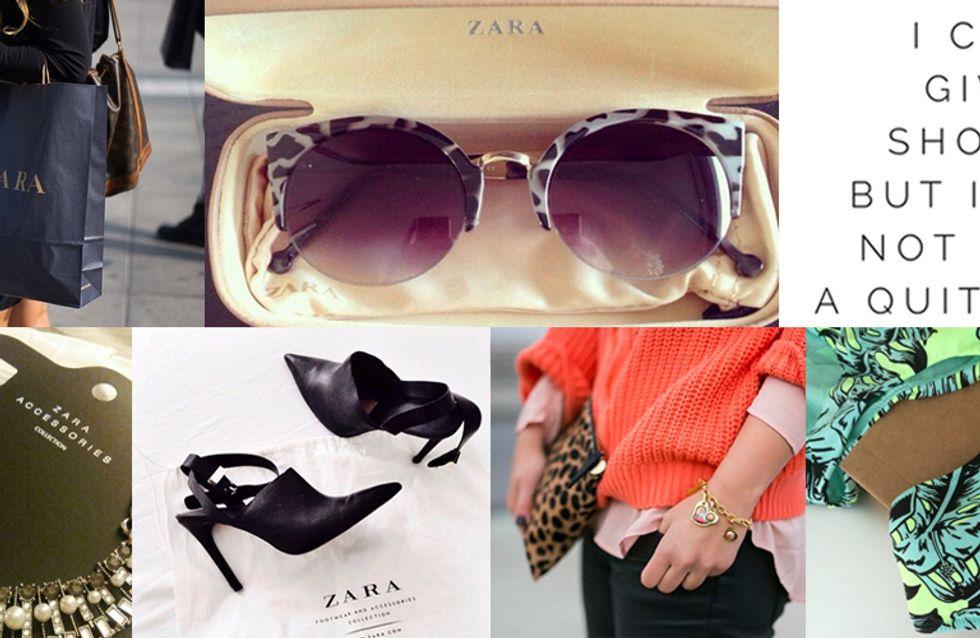 23 Things That Go Down When Shopping In Zara