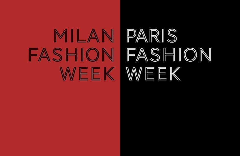 Milano vs. Parigi: a quale fashion week vorresti partecipare?