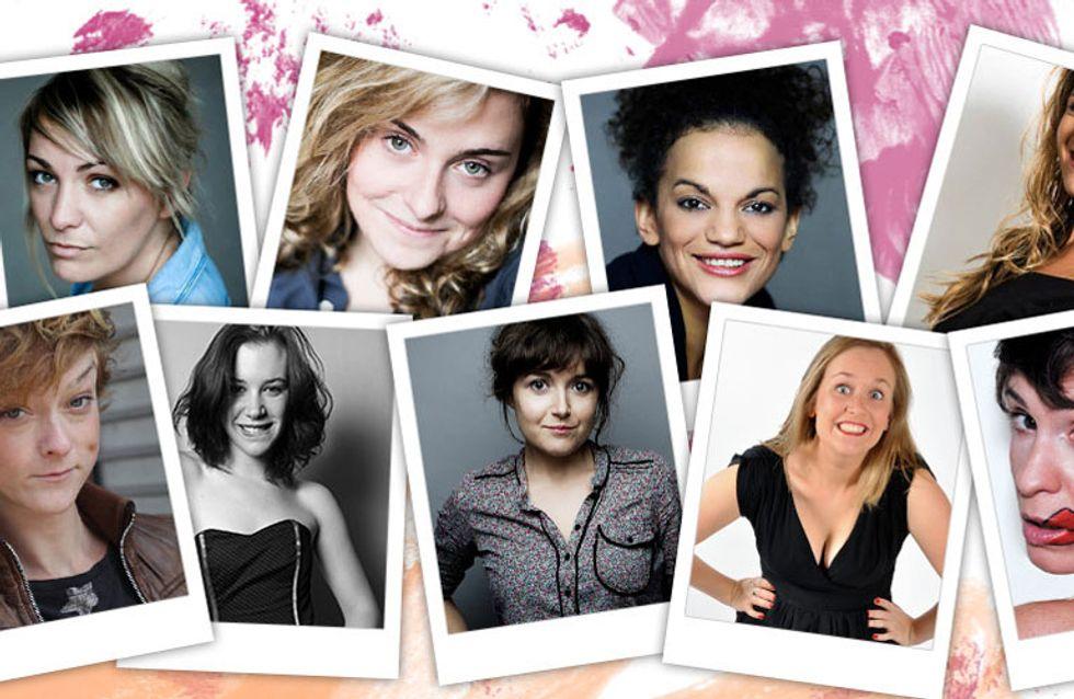 Les Impertinentes, zoom sur les 9 finalistes du concours d'humour 100% féminin