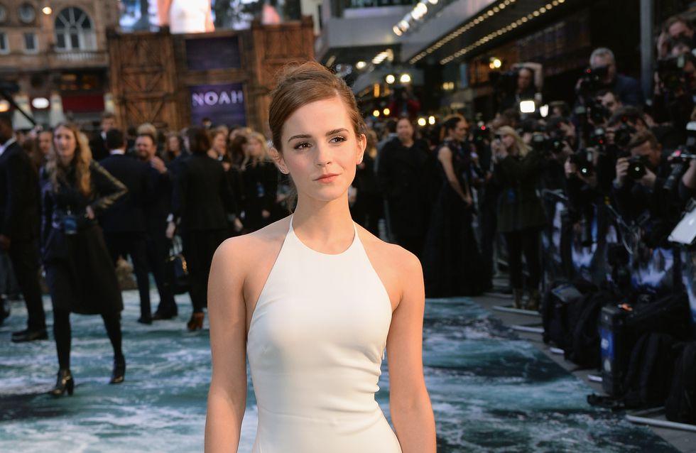 Découvrez qui accompagnera Emma Watson dans La Belle et la Bête